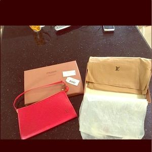 Louis Vuitton Vestiarie collective leather handbag